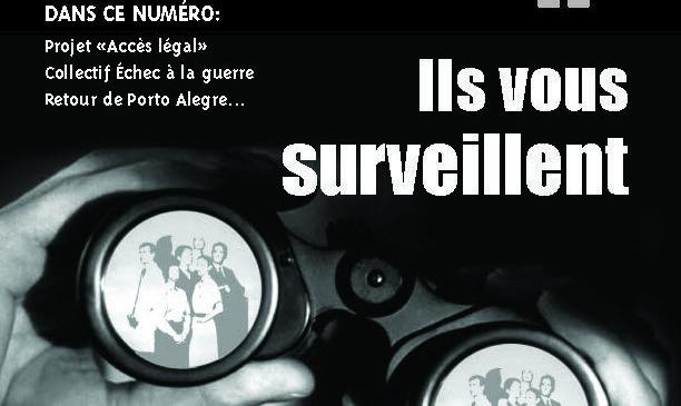 Ils vous surveillent