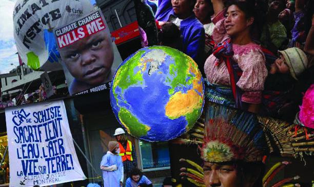 Droits humains et environnement