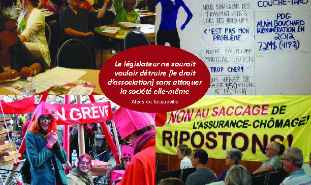 Le droit d'association