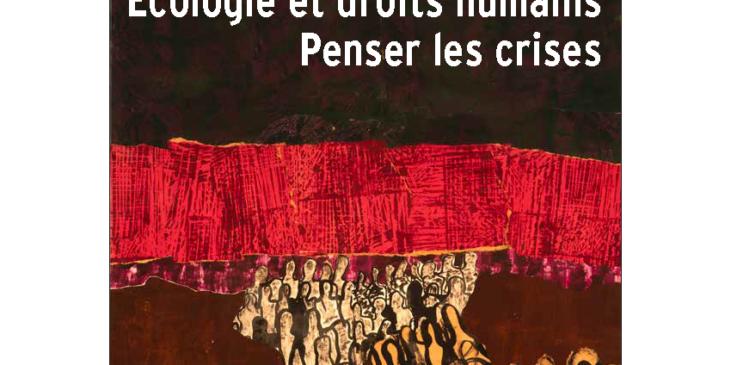 page couverture de la revue Ecologie et droits humains