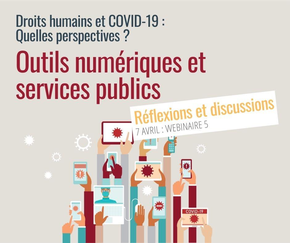 webinaire outils numériques et services publics