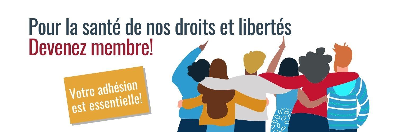 annonce campagne adhesion ligue des droits et libertés
