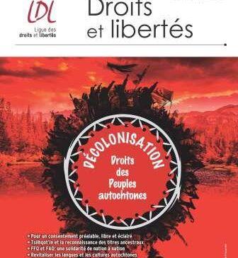 Décolonisation: droits des Peuples autochtones