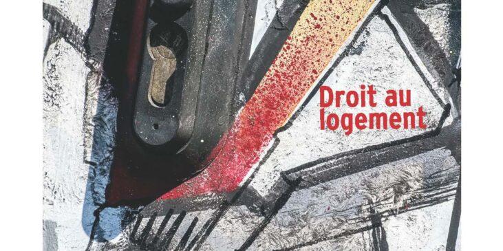Image de la couverture de la revue Droit au logement
